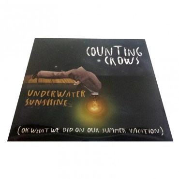 Counting Crows, Underwater Sunshine, Brand New 2x Vinyl LP, CS013-1 USA 2012