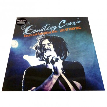 Counting Crows, August And Everything After, Brand New 2x Vinyl LP RCV075LP UK 2012
