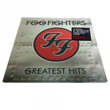 Foo Fighters, Greatest Hits 2 Vinyl LP, RCA 88697- 36921-1, 2009 USA