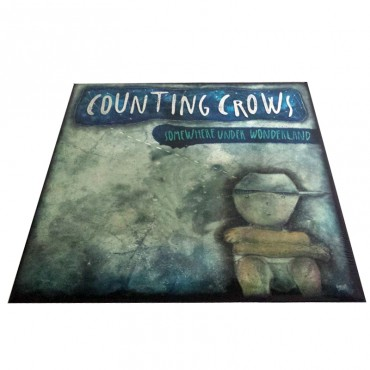 Counting Crows, Somewhere Under Wonderland, Brand New Vinyl LP, 00602537919291, 2014 Europe