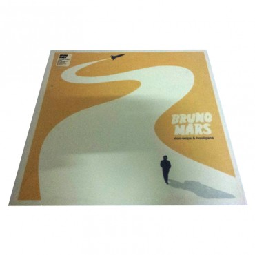 Bruno Mars, Doo-Wops & Hooligans, Vinyl LP, Elektra 1-525393, 2010 USA