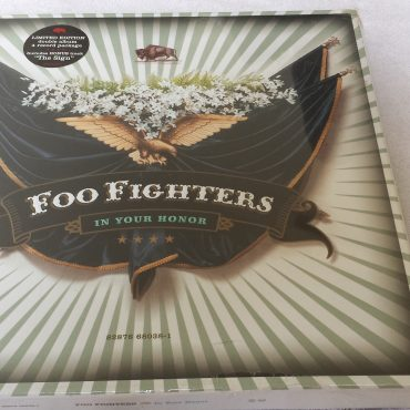 Foo Fighters, In Your Honor, Brand New 4x Vinyl Box Set, RCA ‎82876 68038-1, 2005 Europe