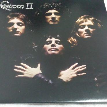 Queen, Queen II, Vinyl LP, Elektra EKS 75082, Gatefold, USA 1974, A1 B2 Pressing