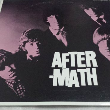 Rolling Stones, Aftermath, Japan Press Vinyl LP, London Records ‎– POJD-1504, 1993, No OBI