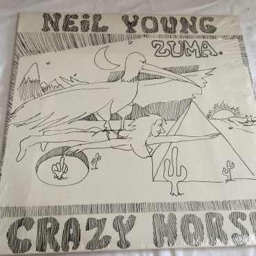 Neil Young, Zuma, Vinyl LP, Reprise Records ‎– MS 2242, USA 1975