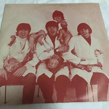 Beatles, Casualties, Vinyl LP, SEAX-11950, Collector's Items – SPRO-9462, USA 1980, Promo Use Only Copy