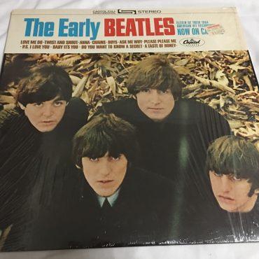 Beatles, The Early Beatles, Vinyl LP, Capitol Records – ST 2309, USA 1965