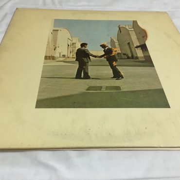 Pink Floyd, Wish You Were Here, Japan Press Vinyl LP, CBS/Sony ‎– 25AP 1258, 1978, no OBI