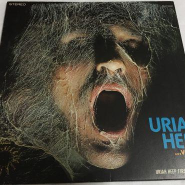 Uriah Heep, …Very 'Eavy … Very 'Umble, Japan Press Vinyl LP, Bronze – YS-2724-BZ, 1976, no OBI