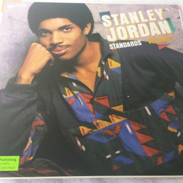 Stanley Jordan, Standards Volume 1, Vinyl LP, Blue Note – BT-85130, 1986, USA*
