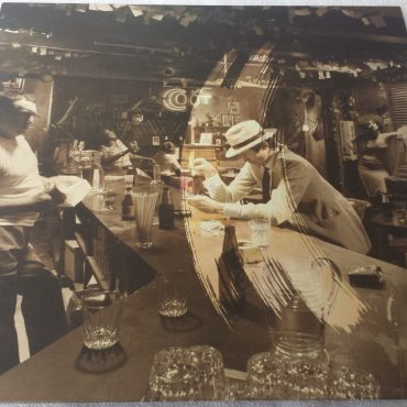 "Led Zeppelin, In Through The Out Door, Vinyl LP, Swan Song ‎– SS 16002, ""B"" Sleeve Variant,1979, USA"