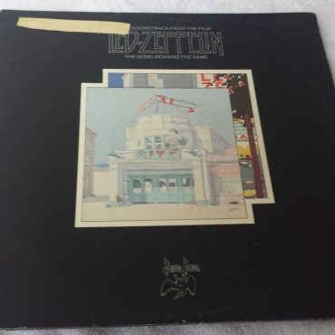 Led Zeppelin, Soundtrack, The Song Remains The Same, 2x Vinyl LP, Swan Song ‎– SS 2-201, 1976, USA*