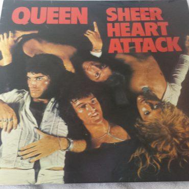 Queen, Sheer Heart Attack, Vinyl LP, EMI – EMC 3061, 1974, UK*