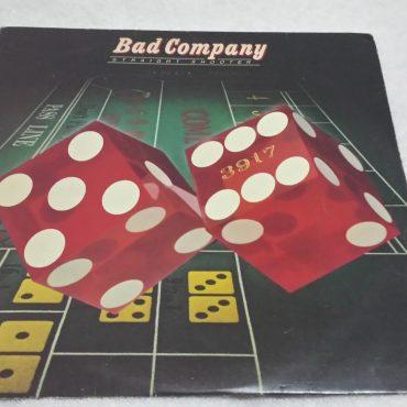 Bad Company, Straight Shooter, Vinyl LP, Island Records – ILPS 9304, 1975, UK*
