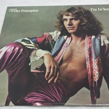 Peter Frampton, I'm In You, Vinyl LP, A&M Records – SP-4704, 1977, USA*