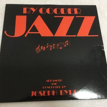 Ry Cooder – Jazz, Vinyl LP,  Warner Bros. Records – BSK 3197, 1978, USA
