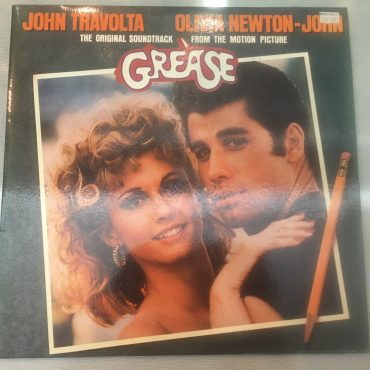 Various ‎– Grease (The Original Soundtrack From The Motion Picture), 2x Vinyl LP, RSO ‎– 2658 125, 1978, Singapore /Hong Kong