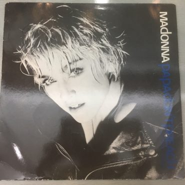 Madonna ‎– Papa Don't Preach (Extended Version), 12″ Single Vinyl, Sire ‎– 920 503-0, 1986, Europe