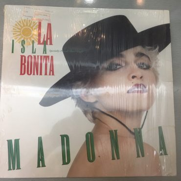 Madonna ‎– La Isla Bonita, 12″ Single Vinyl, Sire ‎– 920 633-0, 1987, Germany