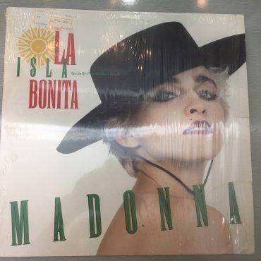 Madonna – La Isla Bonita, 12″ Single Vinyl, Sire – 920 633-0, 1987, Germany