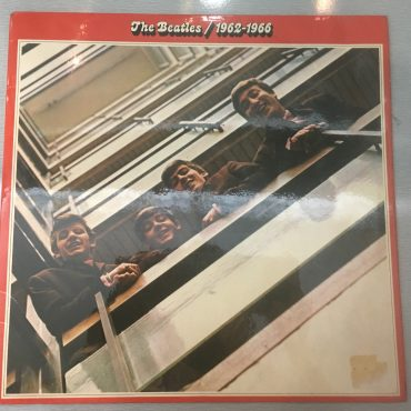 Beatles ‎– 1962-1966, 2 x Vinyl LP, Apple Records ‎– PCSP 717, 1973, UK