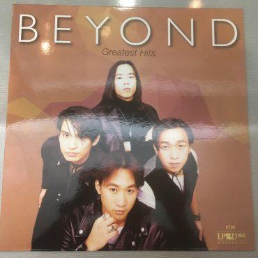 Beyond – BEYOND Greatest Hits, Vinyl LP, Warner Music Hong Kong – 5054196313012, 2014, Hong Kong