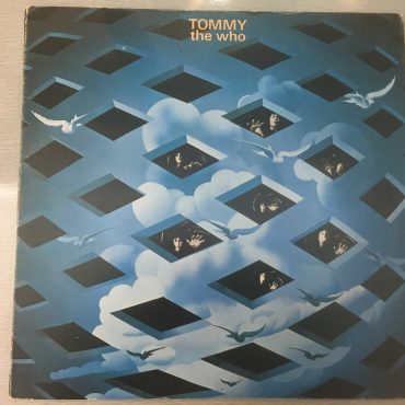 Who – Tommy, 2 x Vinyl LP, 1st Pressing, Limited Edition, Track Record – 613 013/4, 1969, UK