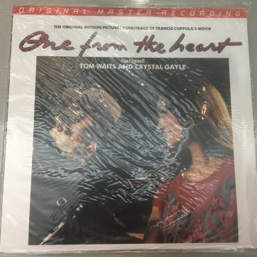 Tom Waits And Crystal Gayle ‎– One From The Heart – The Original Motion Picture Soundtrack Of Francis Coppola's Movie, Brand New Vinyl LP,  Limited Edition No. 01515, Mobile...