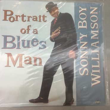 Sonny Boy Williamson ‎– Portrait Of A Blues Man, Brand New Mono Vinyl LP, Analogue Productions ‎– APR 3017, USA