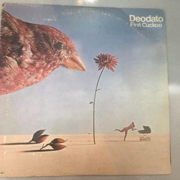 Deodato ‎– First Cuckoo, Vinyl LP, MCA Records ‎– MCA-491, 1975, USA