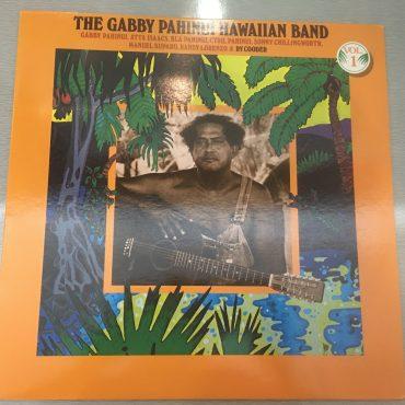 Gabby Pahinui Hawaiian Band – The Gabby Pahinui Hawaiian Band – Vol. 1, Vinyl LP, Edsel Records – ED 241, 1987, USA