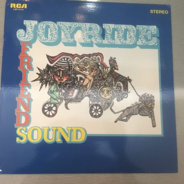 Friendsound ‎– Joyride, Vinyl LP, RCA Victor ‎– LSP-4114, USA