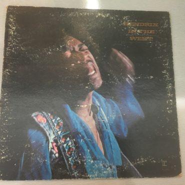 Jimi Hendrix – Hendrix In The West, Vinyl LP, Reprise Records – MS 2049, 1972, USA
