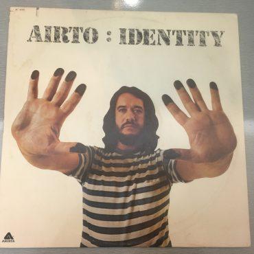 Airto – Identity, Vinyl LP, Arista – AL 4068, 1975, USA