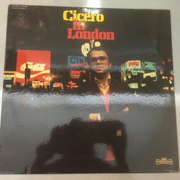 Eugen Cicero ‎– Cicero In London, Vinyl LP, Intercord ‎– 28592-4 U, 1974, Germany