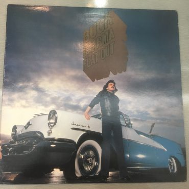 Buck Dharma ‎– Flat Out, Vinyl LP, Promo Copy, Portrait ‎– ARR 38124, 1982, USA