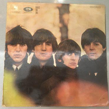 Beatles – Beatles For Sale, Mono Vinyl LP, 1st Press, Yellow Parlophone – PMC 1240, 1964, UK