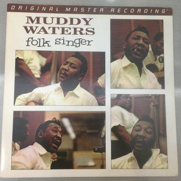 Muddy Waters – Folk Singer, Vinyl LP, Limited Edition No. 5930, Mobile Fidelity Sound Lab – MFSL 1-201, 1994, USA