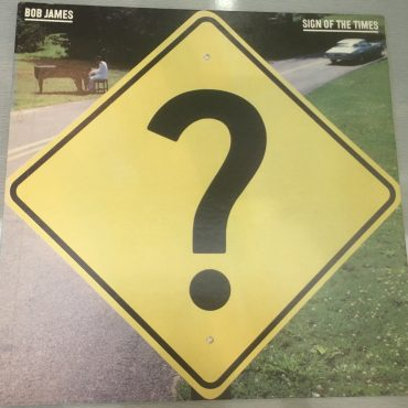 Bob James ‎– Sign Of The Times, Japan Press Vinyl LP,  Promo Copy, CBS/Sony ‎– 25AP 2112, 1981, no OBI