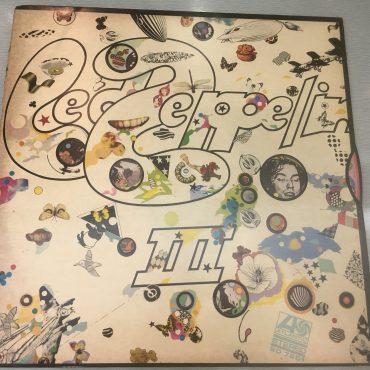 Led Zeppelin – Led Zeppelin III, Vinyl LP, Atlantic – SD 7201, 1970, Australia