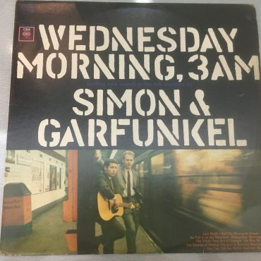 Simon & Garfunkel ‎– Wednesday Morning, 3 A.M., Vinyl LP, CBS ‎– CS 9049, 1964, USA