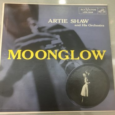 Artie Shaw And His Orchestra ‎– Moonglow, Vinyl LP, RCA Victor ‎– LPM 1244, 1956, USA