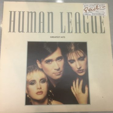 Human League – Greatest Hits, Vinyl LP, Virgin – VG-50401, 1988, Greece