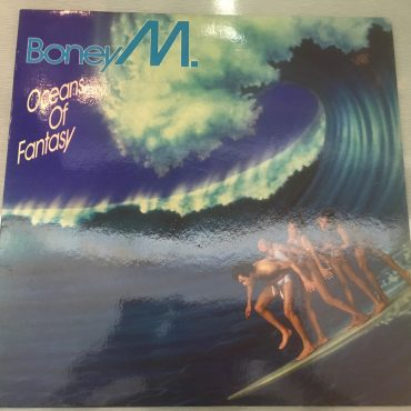 Boney M. ‎– Oceans Of Fantasy, Vinyl LP, Polydor ‎– 2310 687, 1979, Hong Kong, Singapore, Malaysia