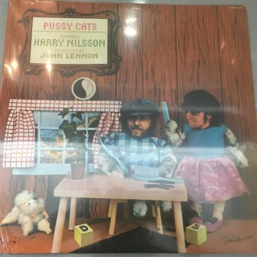 Harry Nilsson Produced By John Lennon ‎– Pussy Cats, Brand New Vinyl LP, RCA Victor ‎– CPL1-0570, 1974, USA