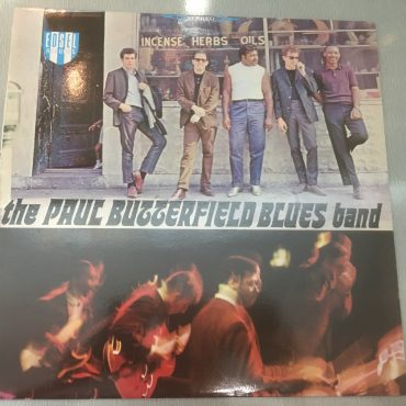 Paul Butterfield Blues Band ‎– The Paul Butterfield Blues Band, Vinyl LP, Edsel Records ‎– ED 150, UK