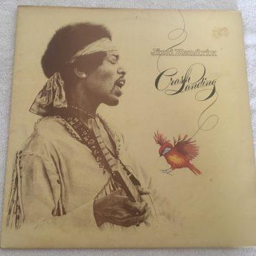 Jimi Hendrix – Crash Landing, Vinyl LP, Polydor – 2310 398, 1975, UK