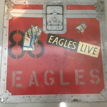 Eagles ‎– Eagles Live, 2x Vinyl LP, Asylum Records ‎– AS 62032, 1980, Germany