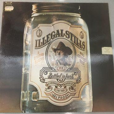 Stephen Stills – Illegal Stills, Japan Press, Vinyl LP, CBS/Sony – 25AP 65, 1976, no OBI