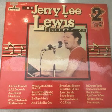 Jerry Lee Lewis – The Jerry Lee Lewis Collection, 2x Vinyl LP, Pickwick Records – PDA 007, 1974, UK